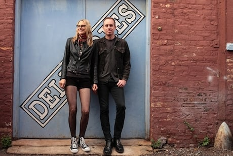 Ted Leo and Aimee Mann Announce Debut Album as the Both
