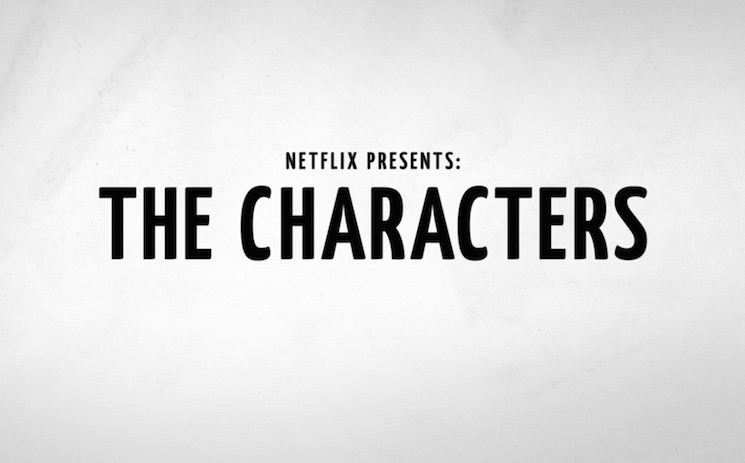 Netflix Announces New Sketch Comedy Series 'The Characters'