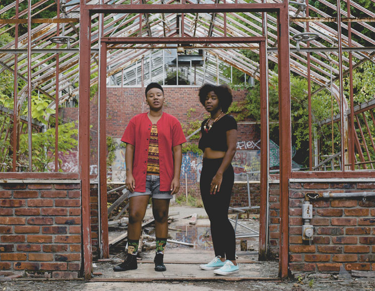 THEESatisfaction Break Up