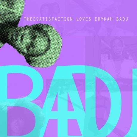 THEESatisfaction 'Loves Erykah Badu' (mixtape)