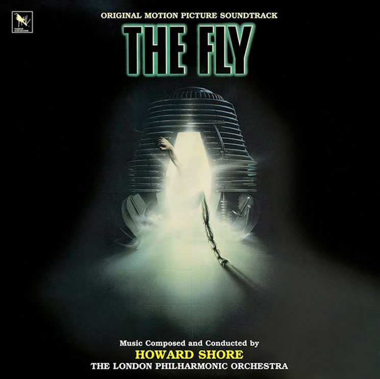 David Cronenberg's 'The Fly' Soundtrack Gets 20th Anniversary Vinyl Reissue