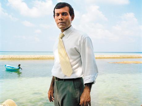 The Island President Jon Shenk