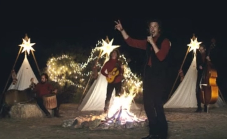 "The Killers ""Dirt Sledding"" (video)"