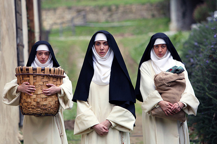 Alison Brie and Aubrey Plaza Are Nuns Gone Wild in the NSFW Trailer for 'The Little Hours'