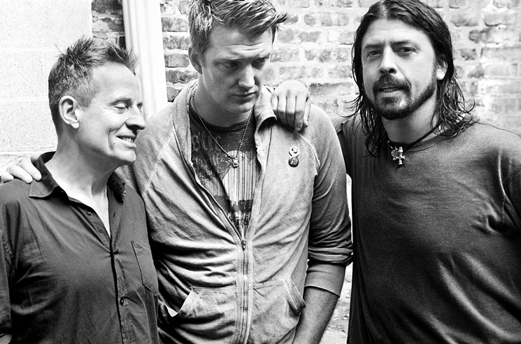 "Josh Homme on Them Crooked Vultures: ""We All Want to Do Another Record"""