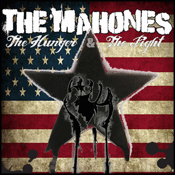 "The Mahones ""Turn This Town (New York City)"""