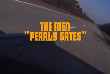 The Men 'Pearly Gates' (video)