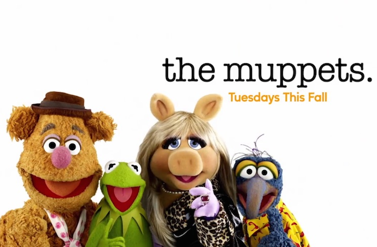 The Muppets First Look Presentation