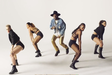 "Theophilus London ""Tribe"" (ft. Jesse Boykins III) (video)"