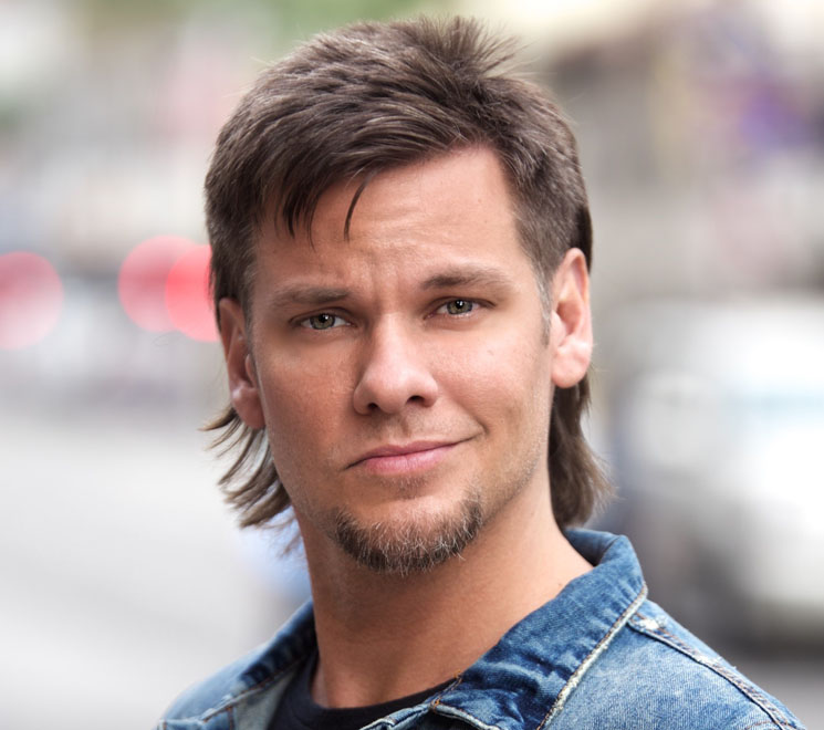Theo Von JFL42, Toronto ON, September 22
