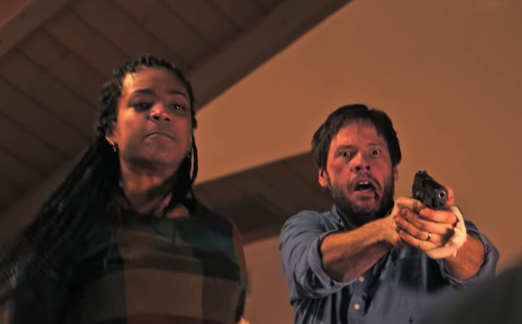 Ike Barinholtz & Tiffany Haddish's Insane New Film 'The Oath' Proves You Shouldn't Bring Up Politics at the Dinner Table