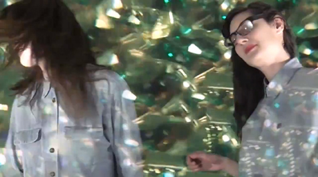 The Pink Noise 'Obsession' (video)