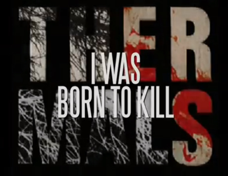 "The Thermals ""Born to Kill"" (lyric video)"
