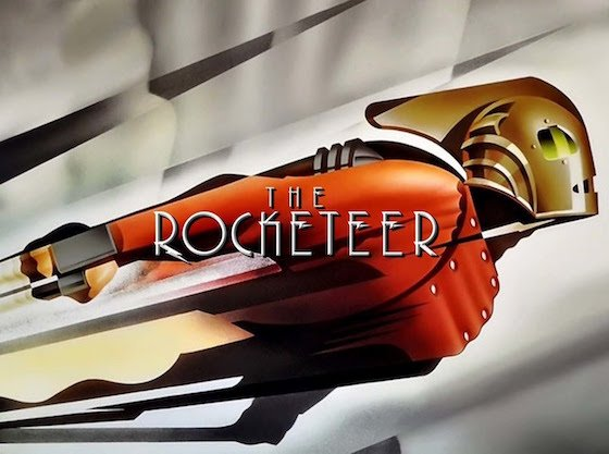 Disney Is Rebooting 'The Rocketeer'