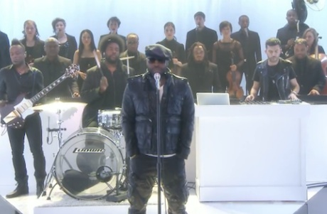 "The Roots ""Never"" (ft. A-Trak) (live on 'Fallon')"