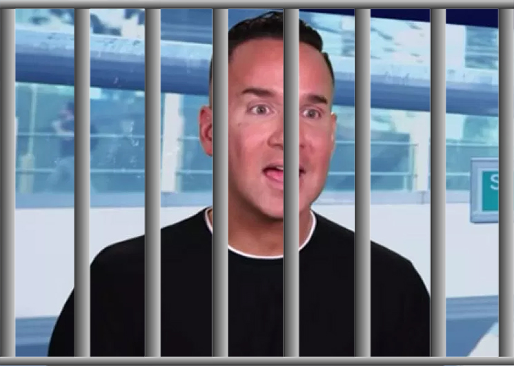 "'Jersey Shore' Star Mike ""The Situation"" Sorrentino Is Going to Prison for Tax Evasion"