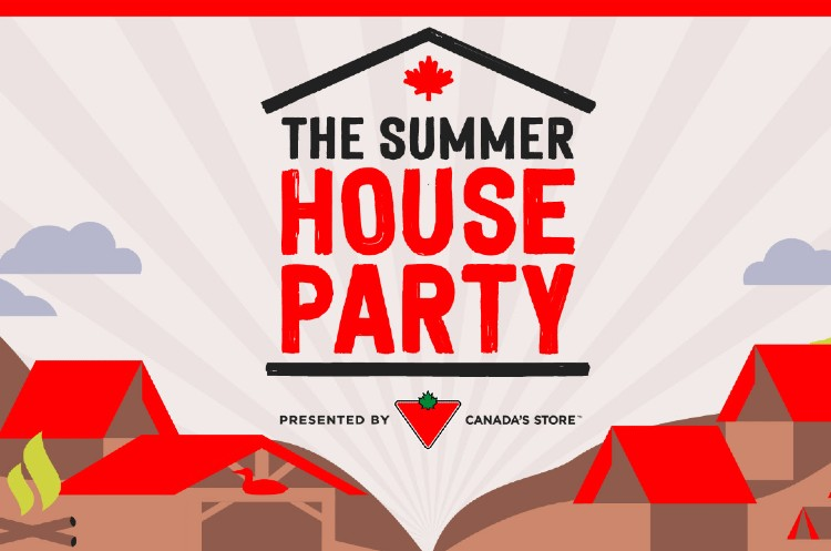 The Summer House Party Hosts Free Virtual Music Festival July 1