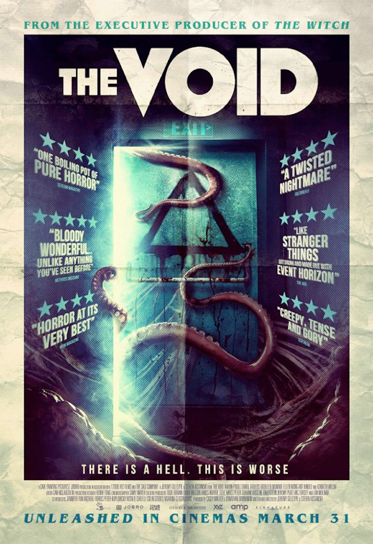 'The Void' Has a New Trailer and It's Terrifying