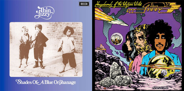 Thin Lizzy Treated to More Reissues from Light in the Attic