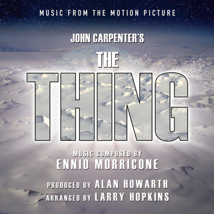 John Carpenter & Alan Howarth's Music to 'The Thing' Is Coming to Vinyl for the First Time Ever