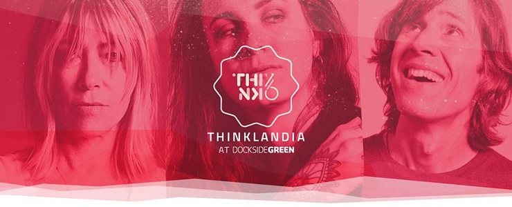 Victoria's Thinklandia Gets Kim Gordon, Laura Jane Grace, Damian Abraham