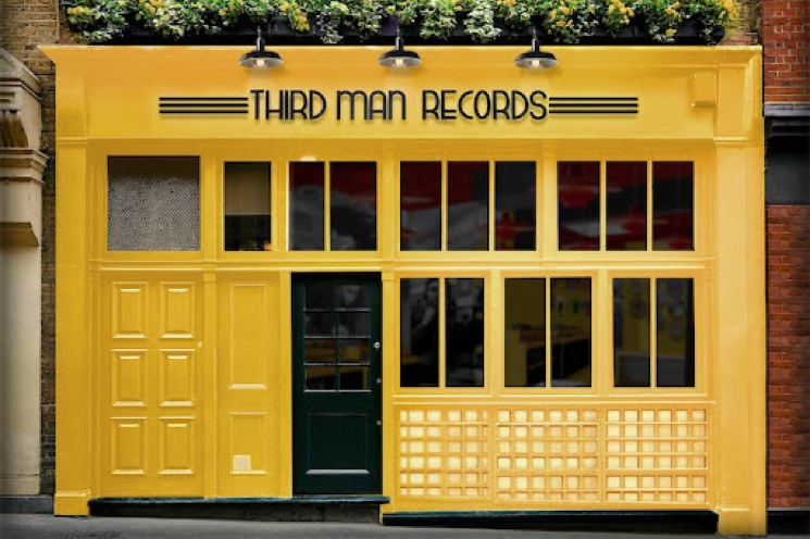 Jack White Launches Third Man Records Store in London, UK
