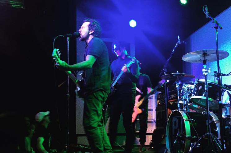 Jack White Joined Pearl Jam Onstage for a Secret Show at Third Man Records