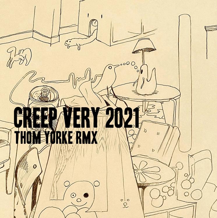 Thom Yorke Remakes Radiohead's 'Creep'