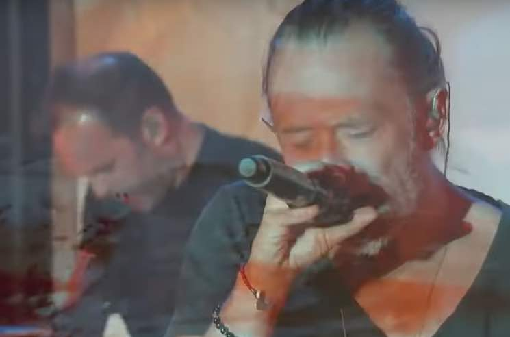 ​Watch Thom Yorke Perform Three Songs on 'Jimmy Kimmel Live!'