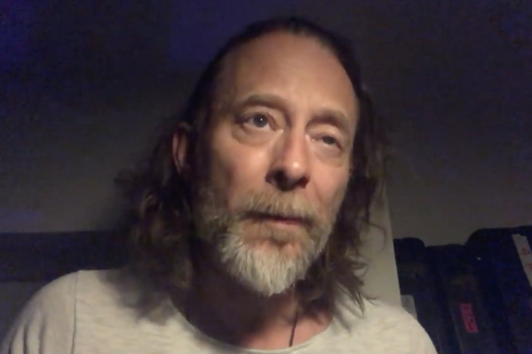 Thom Yorke Debuts New Piano Ballad 'Plasticine Figures'