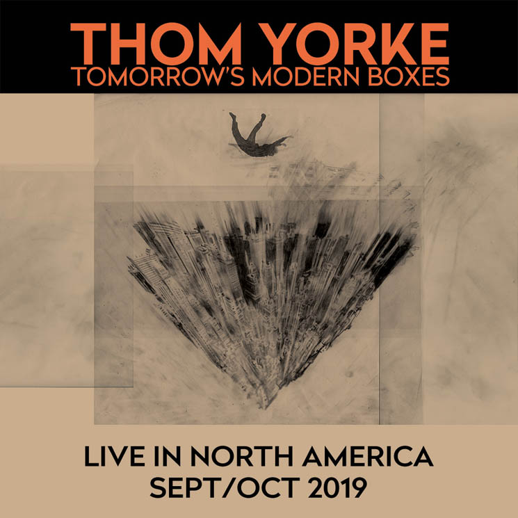 ​Thom Yorke Is Bringing His North American Tour to Canada