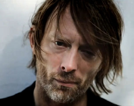 Thom Yorke 'Honey Pot'
