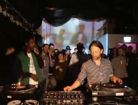 Thom Yorke 'TKOL RMX 1234567' Release Party DJ Set