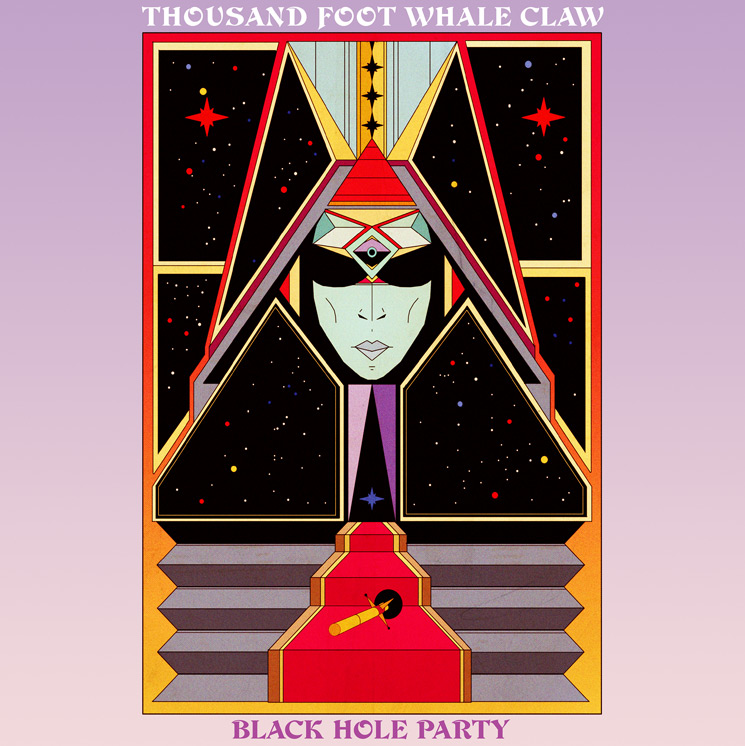 Thousand Foot Whale Claw 'Black Hole Party' (album stream)