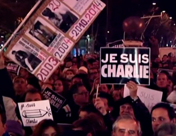 Three Days of Terror: The Charlie Hebdo Attacks Directed by Dan Reed