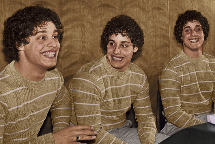 'Three Identical Strangers' Is Becoming a Narrative Feature