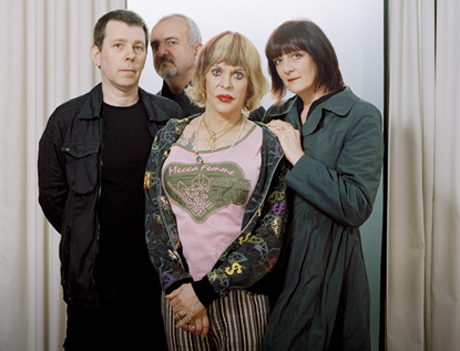 Genesis P-Orridge Breaks Up Throbbing Gristle... Again