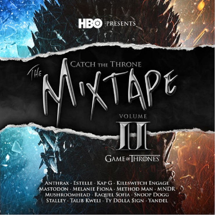 Various Artists 'Catch the Throne: The Mixtape Vol. 2'