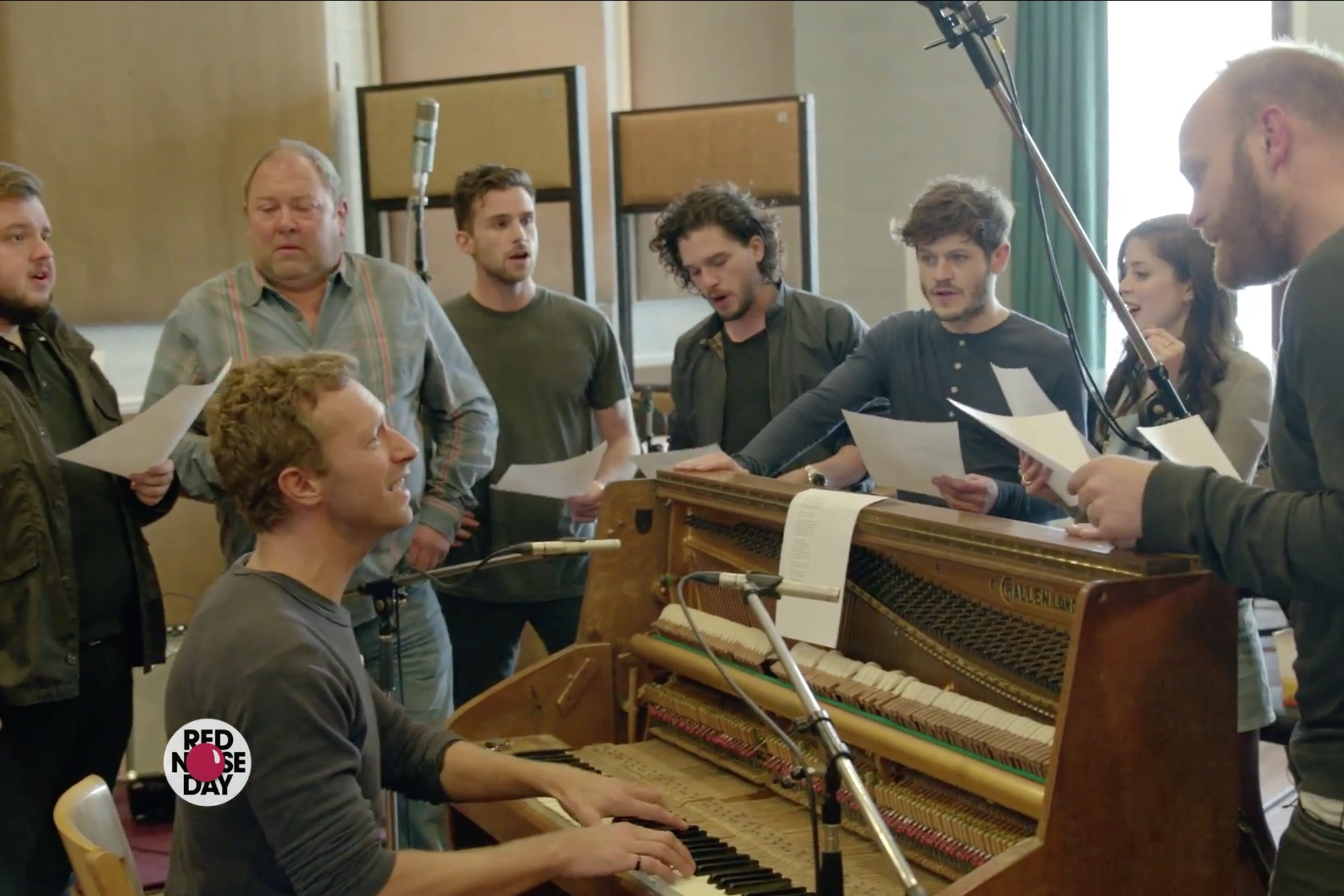 Coldplay 'Game of Thrones: The Musical' (mockumentary)