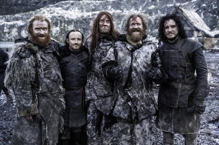 Mastodon Appeared on 'Game of Thrones'