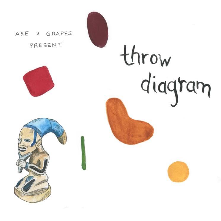 Ase vs. Grapes 'Throw Diagram' (mixtape)
