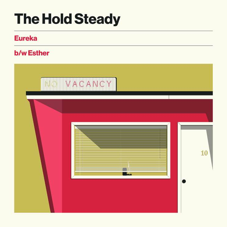 ?The Hold Steady Release Two More New Songs