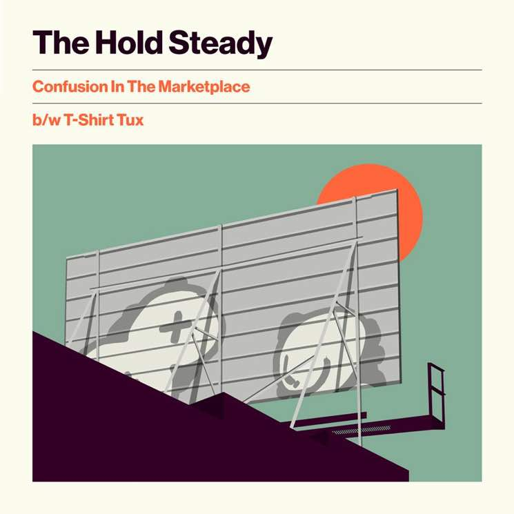"​The Hold Steady Share New Songs ""Confusion in the Marketplace"" and ""T-Shirt Tux"""