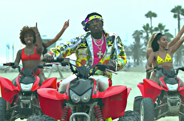 "Young Thug and Gunna Hit the Beach in Their ""Surf"" Video"