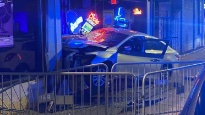Someone Crashed Their Car into a Venue After Being Booted from a P.O.D. Show