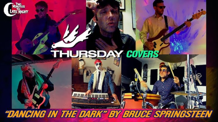 Thursday Share Post-Punk Cover of Bruce Springsteen's 'Dancing in the Dark'