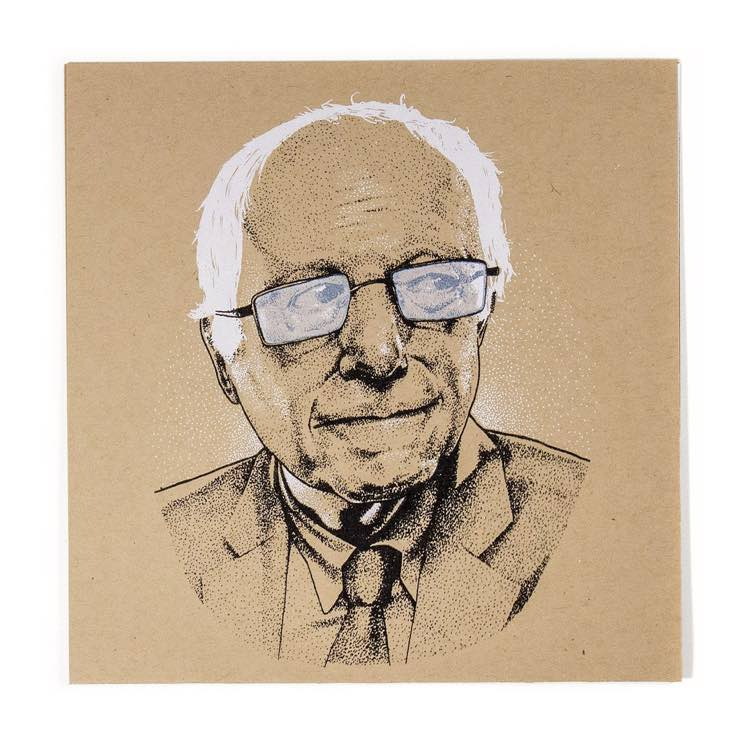 Thurston Moore and Bernie Sanders Join Forces for New Song