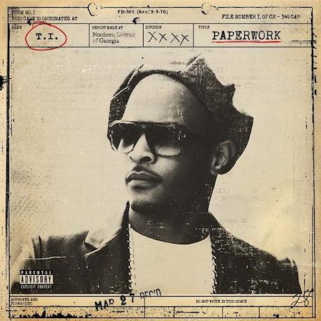 T.I. Details 'Paperwork' LP, Shares Album Art