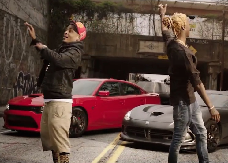 "T.I. & Young Thug ""Off-Set"" (video)"
