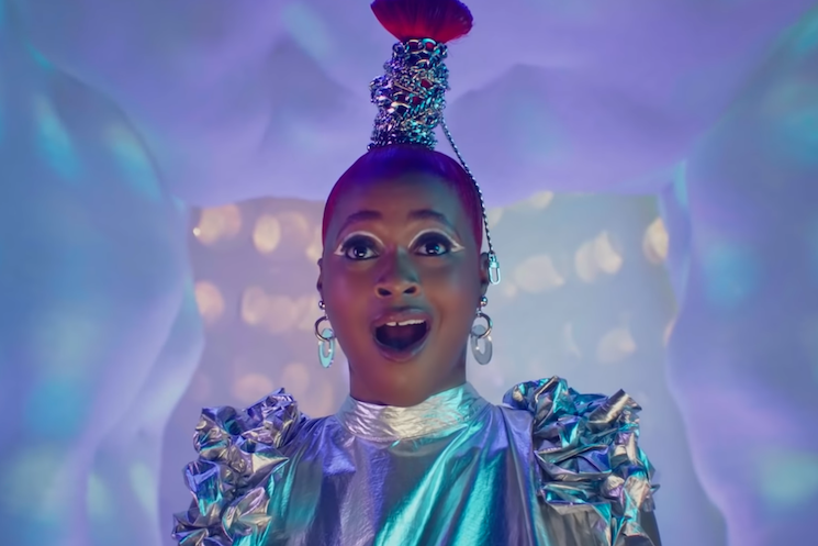Tierra Whack Blasts Off into Space in New 'Link' Video